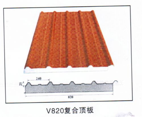 v820复合顶板