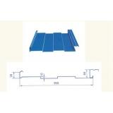YX48-390型彩钢压型板
